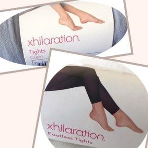 9efe2433469623 Xhilaration Accessories - Xhilaration Footless Tights - Capri (2); Ankle (1)